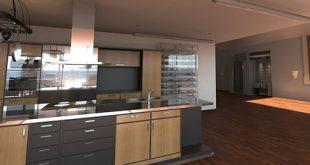Wohnkueche 310x165 - Die offene Wohnküche: ein lang gehegter Traum vieler
