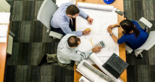 Buero der Zukunft 310x165 - Das Büro der Zukunft – die Arbeitswelt wird modern