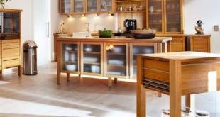 Massivholzkueche 310x165 - Massivholzküche - ein Trend der Sinn macht