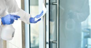 Desinfektion 310x165 - Raumdesinfektion – Hygiene erfährt einen weiter steigenden Stellenwert