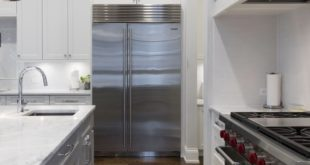 Side-by-Side Kühlschrank –da passt jeder Grosseinkauf rein