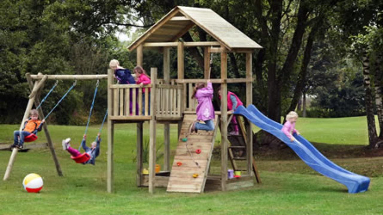 Kinderspielplatz Mit Stil Möblieren