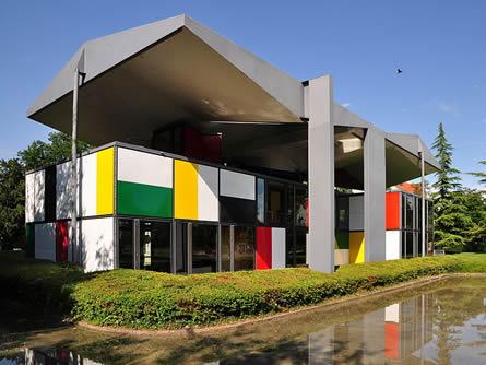 Zürich Seefeld - Centre Le Corbusier